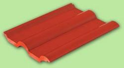 Черепица из полимер-композита, готовый продукт на продажу