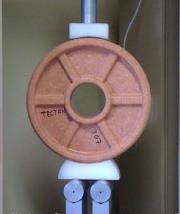 ПКМ  из отходов производства, испытания прочности.